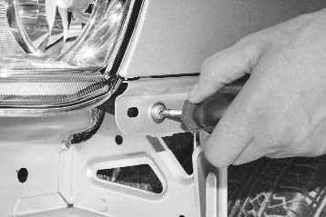 замена лампочек фар в приоре 2172